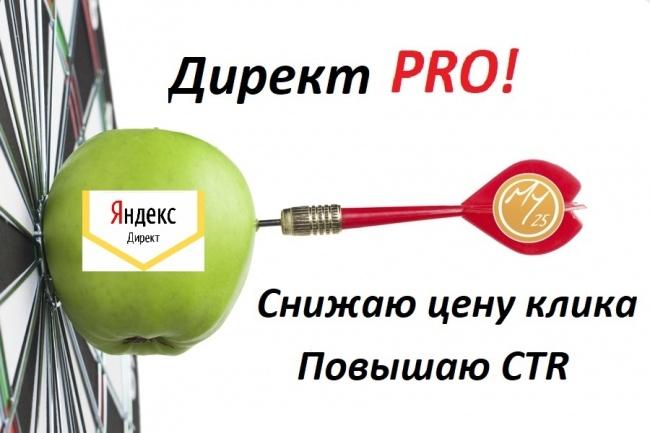 Грамотная настройка и ведение контекстной рекламы 1 - kwork.ru