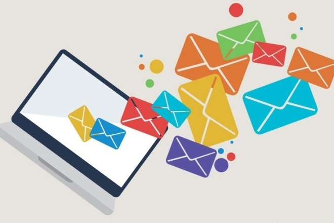 Ручная E-mail рассылка по Вашей базе 1 - kwork.ru