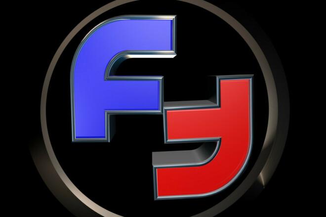 Сделаю 3D логотип 4 - kwork.ru