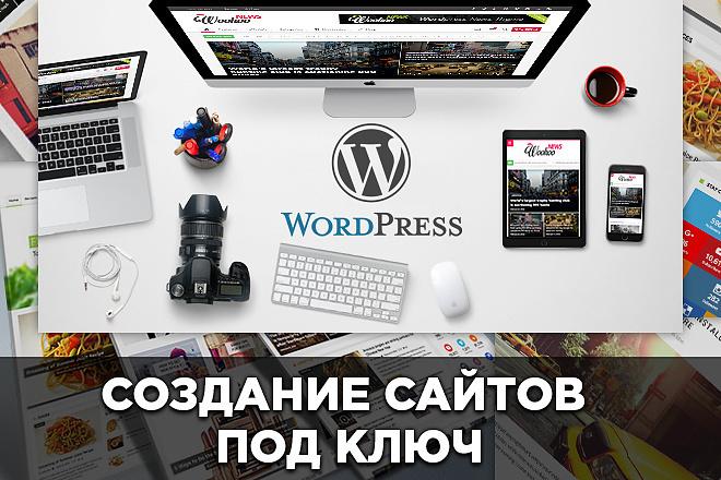 Wordpress создание сайта скачать как в фейсбуке сделать интернет магазин