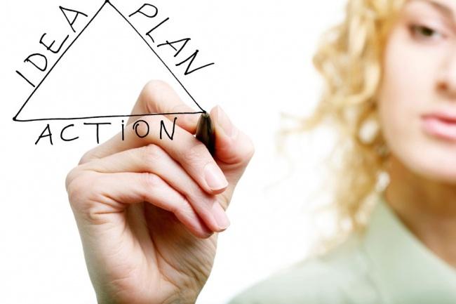 Консультация по созданию своего бизнеса. Бонусом шаблон бизнес плана 1 - kwork.ru