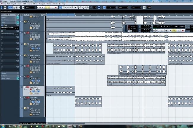 Обработка аудио-материала 1 - kwork.ru