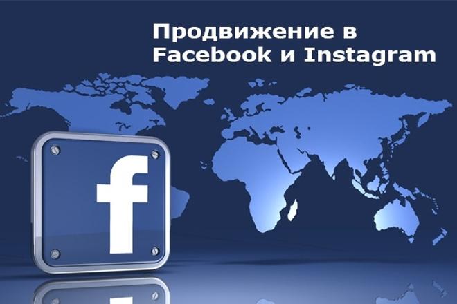 Настрою таргетированную рекламу в Facebook 1 - kwork.ru