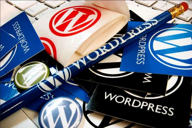 Создам сайт на Wordpress + хостинг в подарок 4 - kwork.ru