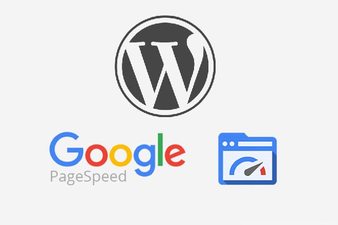 Увеличу скорость работы сайта WordPress и WooCommerce по PageSpeed 1 - kwork.ru
