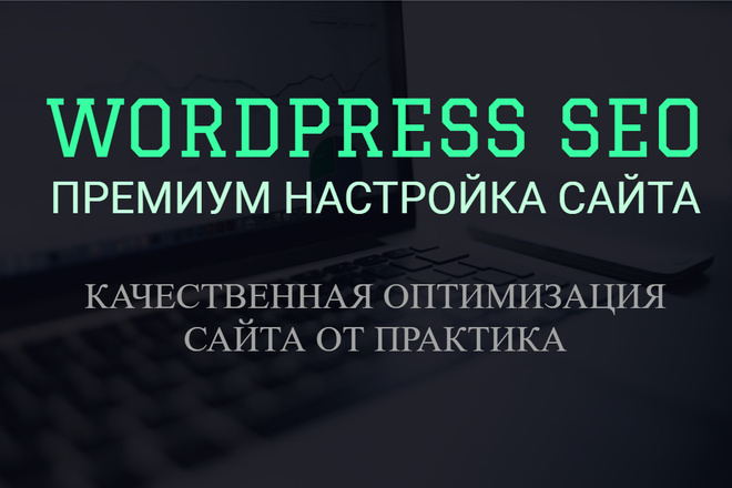 Seo настройка и оптимизация Wordpress 1 - kwork.ru