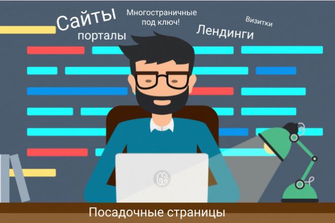 Сайты под ключ. Адаптивный и кроссбраузерный код для всех устройств фото