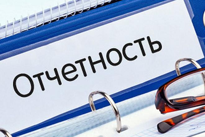 Отчетность для ООО на УСН 1 - kwork.ru