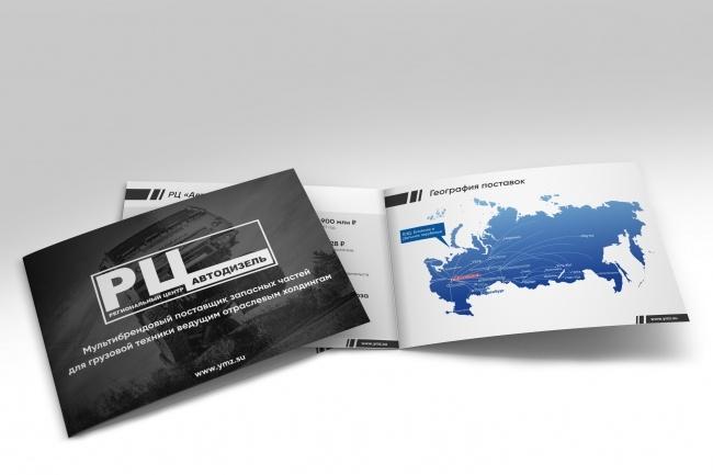 Дизайн презентации 2 - kwork.ru