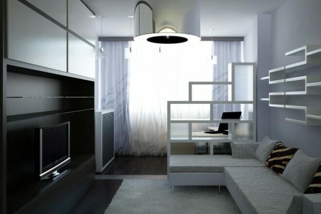 Дизайн интерьера 4 - kwork.ru