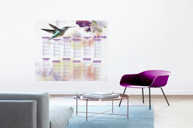 Календарь квартальный 5 - kwork.ru