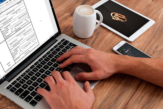 Подготовка документов для регистрации ИП и ООО 1 - kwork.ru