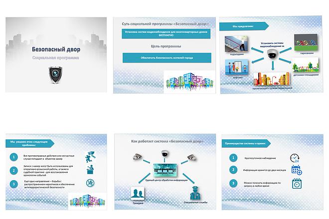 Оформление презентаций в PowerPoint 8 - kwork.ru