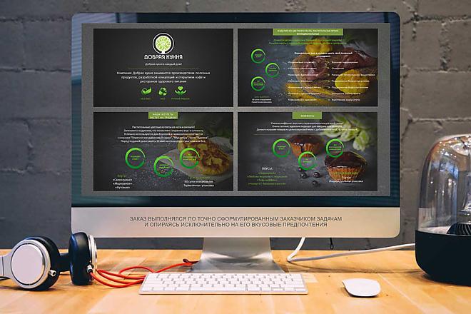 Дизайн Бизнес Презентаций 39 - kwork.ru