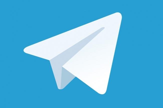 Напишу Telegram боты на C# 1 - kwork.ru