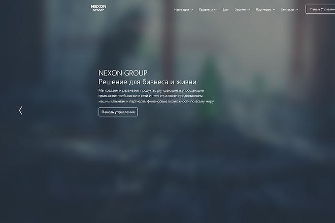 Разработка дизайна для сайта 5 - kwork.ru