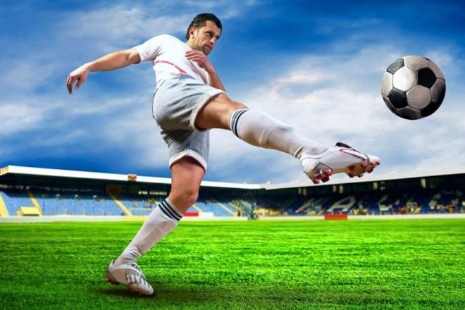 Напишу спортивную статью 1 - kwork.ru