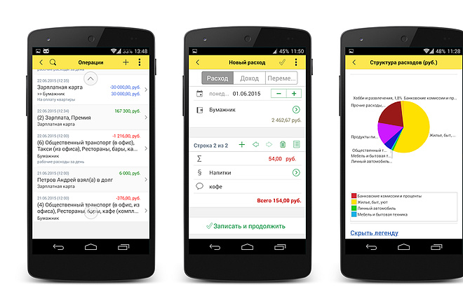Придумаю оригинальную идею для создания приложения на IOS и Android 1 - kwork.ru