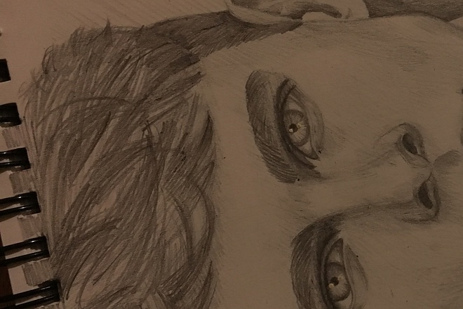 Нарисую портрет 4 - kwork.ru