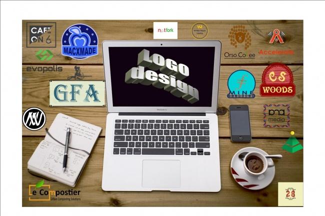 Создам логотип. От идеи до конечного продукта 25 - kwork.ru