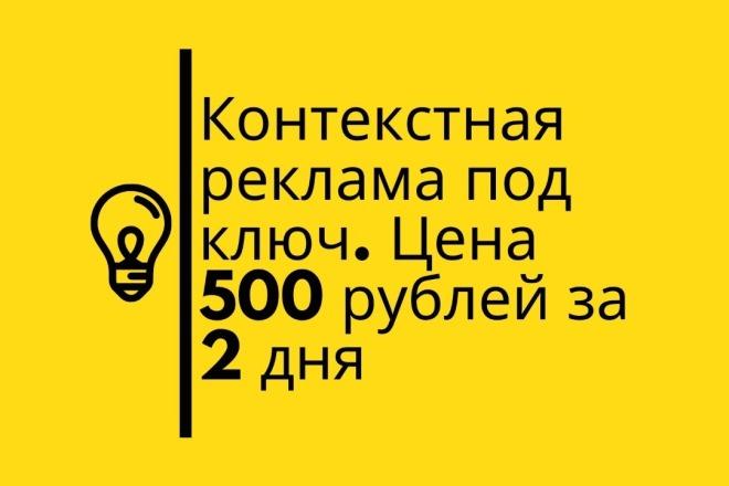Полная настройка Яндекс Директ под ключ. РСЯ и Поиск 1 - kwork.ru