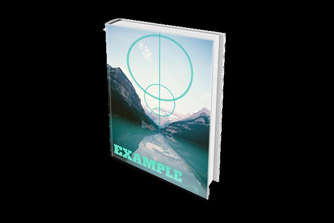 3D обложки, книг, коробок, dvd дисков, упоковок 2 - kwork.ru
