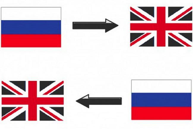 Переведу с Английского на Русский и обратно 1 - kwork.ru