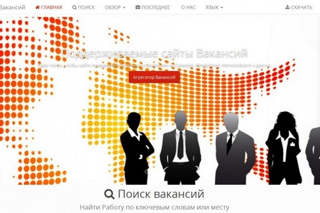 Создам сайт для пассивного заработка 48 - kwork.ru