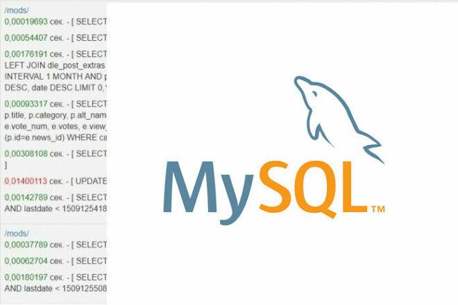 Ускорение DLE, модулей, MySQL Error, Bullet Energy, DLE Board 1 - kwork.ru