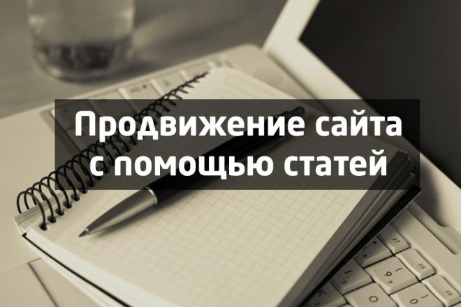 75 статейных размещений - Темы на форумах 1 - kwork.ru