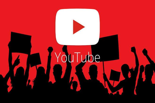 Обучение заработку на YouTube с нуля до Результата - Топовый Курс 2019 1 - kwork.ru