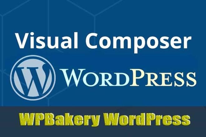 Продам плагин Visual Composer и главные дополнения к нему 1 - kwork.ru