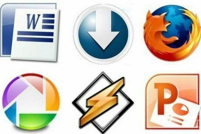 Установлю программы на Ваш компьютер, Windows 1 - kwork.ru