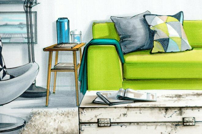 Создам интерьер для вашей квартиры или дома фото