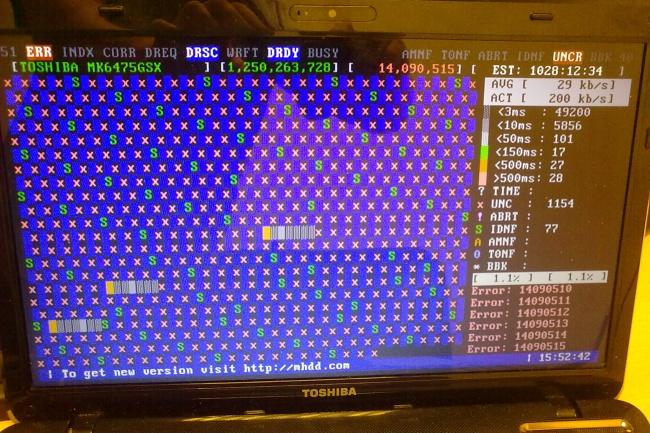 Диагностика компьютера 1 - kwork.ru