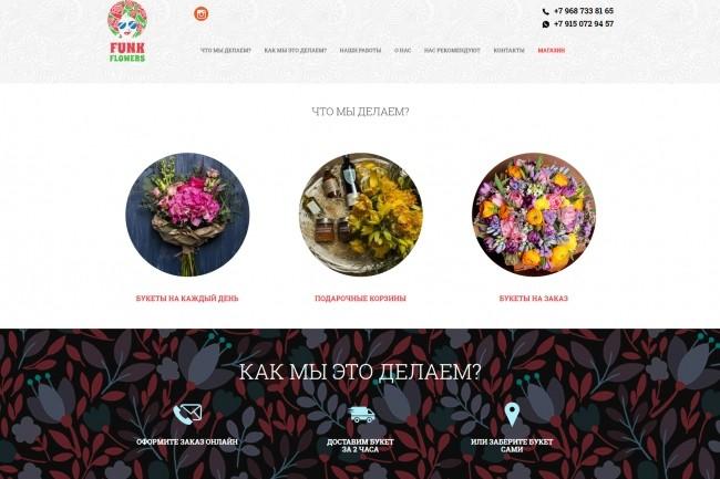 Сайт под ключ на modx 6 - kwork.ru