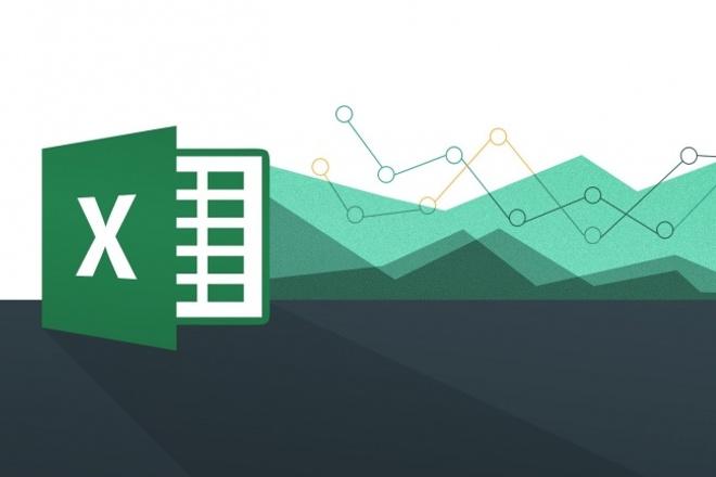 Excel формулы, сводные таблицы, макросы 94 - kwork.ru