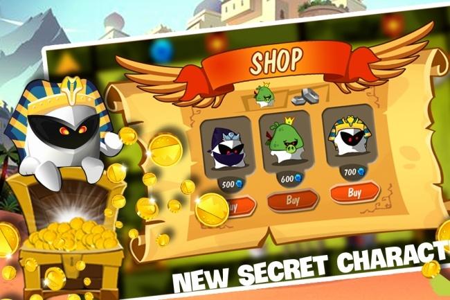 Исходник мобильной игры King Of Pyramid Thieves. Unity3d исходники 4 - kwork.ru