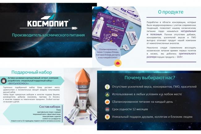 Создание презентации Power Point 22 - kwork.ru
