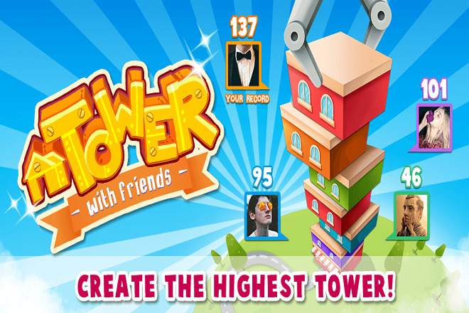 Исходник игры Tower With Friends. Unity 5.5 1 - kwork.ru