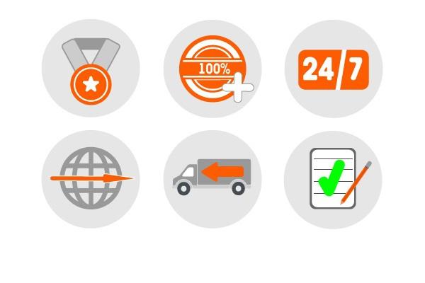 Создам пакет иконок 3 - kwork.ru