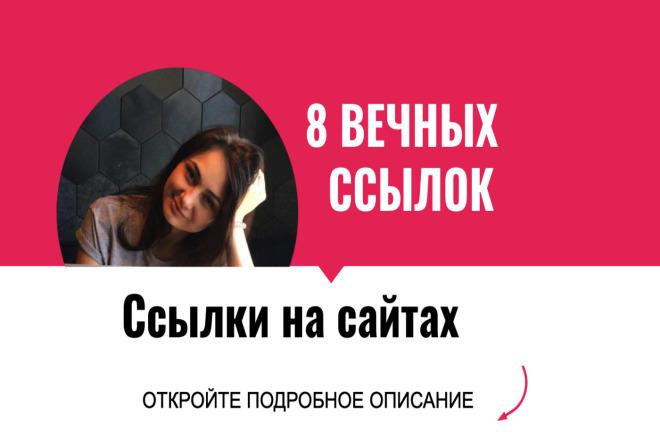 Ссылки на сайтах. Размещу крауд ссылки с форумов для сайтов 1 - kwork.ru