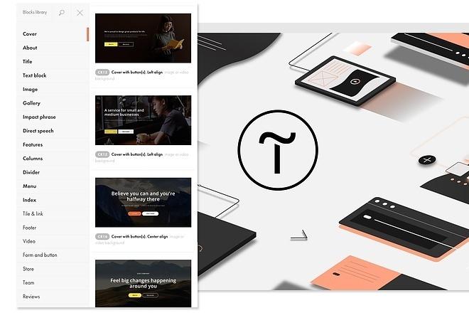 Перенесу сайт с Тильды на хостинг и выгружу в архив 1 - kwork.ru