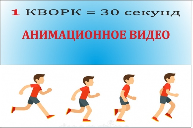 Анимационный ролик 1 - kwork.ru
