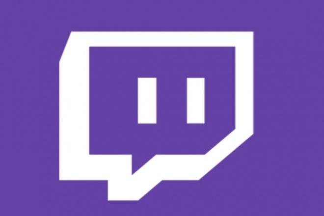 Чат-бот для Twitch 1 - kwork.ru