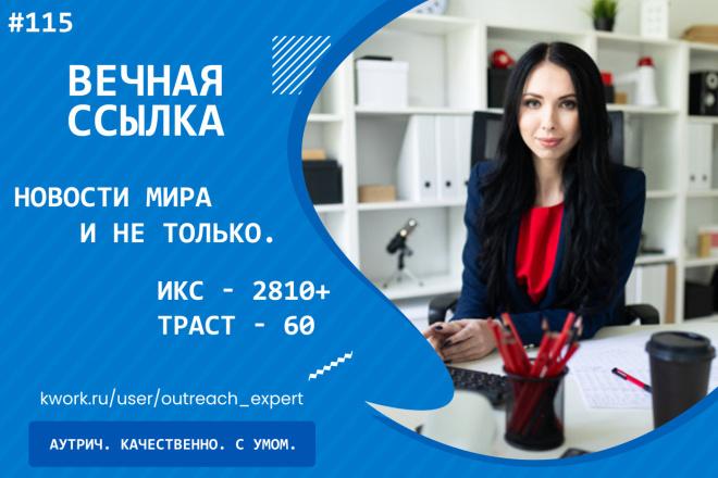 Ссылка с Новостного сайта. ИКС - 2810 1 - kwork.ru
