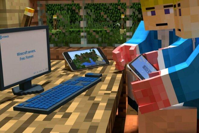 Настрою ваш сервер Minecraft на атерносе 3 - kwork.ru