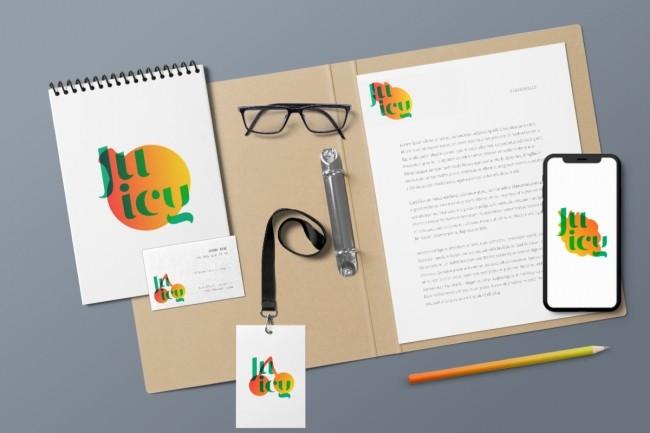 Создам логотип в нескольких вариантах 118 - kwork.ru