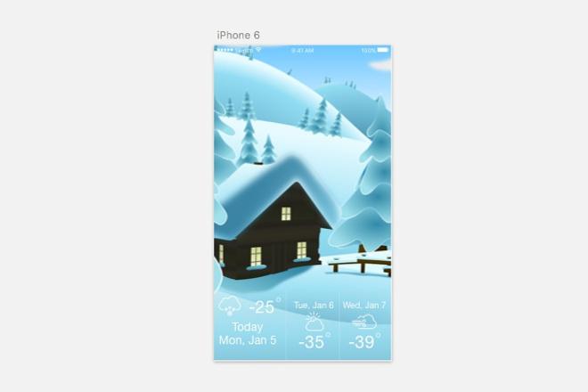 Разработаю дизайн современного мобильного приложения IOS и Android 10 - kwork.ru