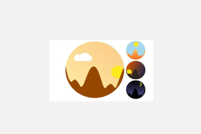 Разработаю дизайн современного мобильного приложения IOS и Android 6 - kwork.ru